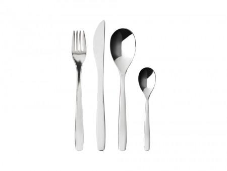 Inhabitr Basic Dining Set 3