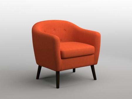Chic Lite Living Room Rental Furniture Set 5