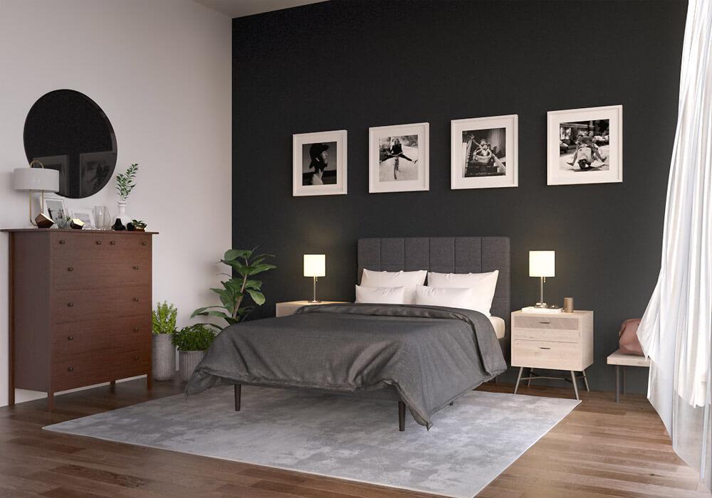 Columbia Bedroom Set