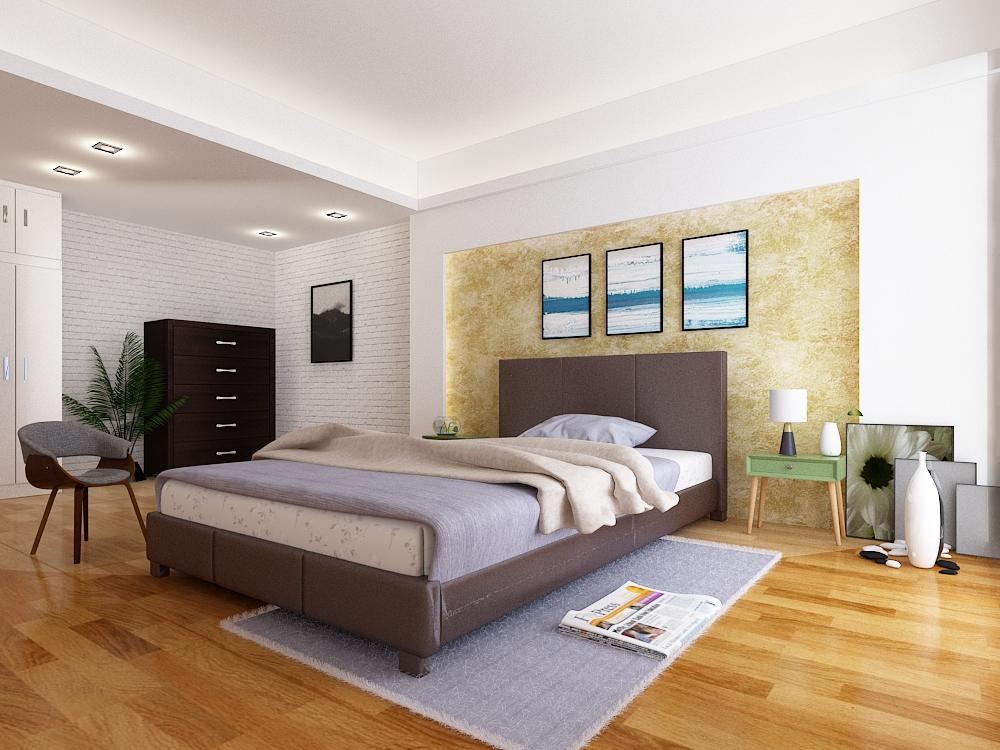 Chic C Twin Bedroom Set 6