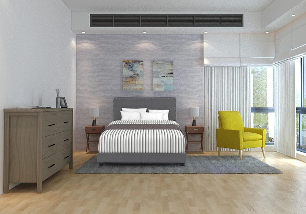 Titan C Bedroom Set