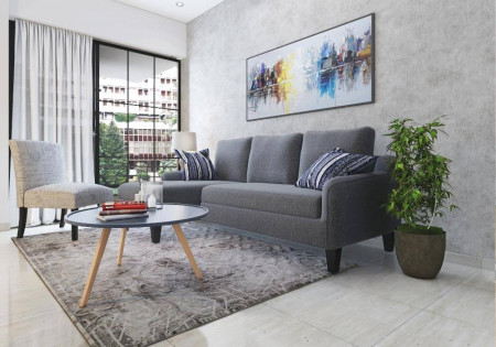 Canal Living Room