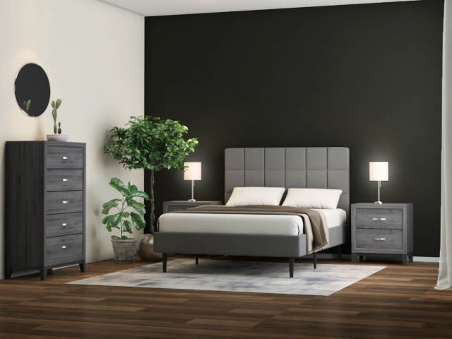 Aspen Bedroom Package 1