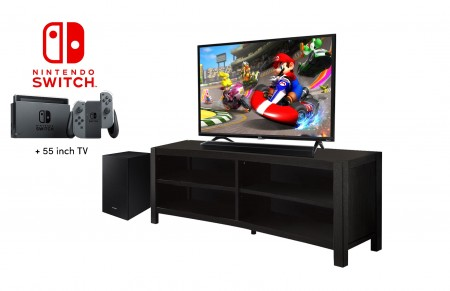 Switch Console Gaming Set