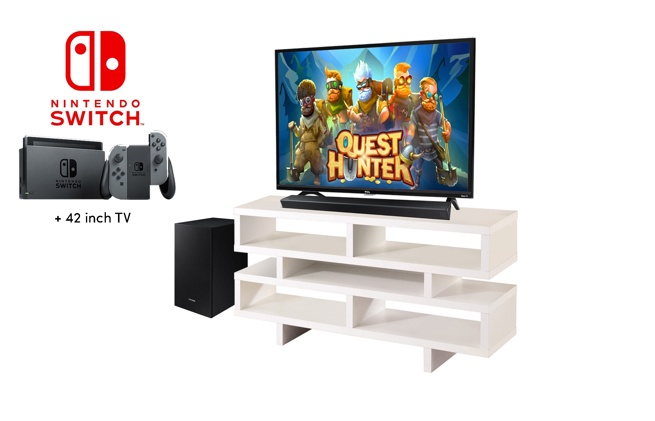 Switch Console MIni Gaming Set 5