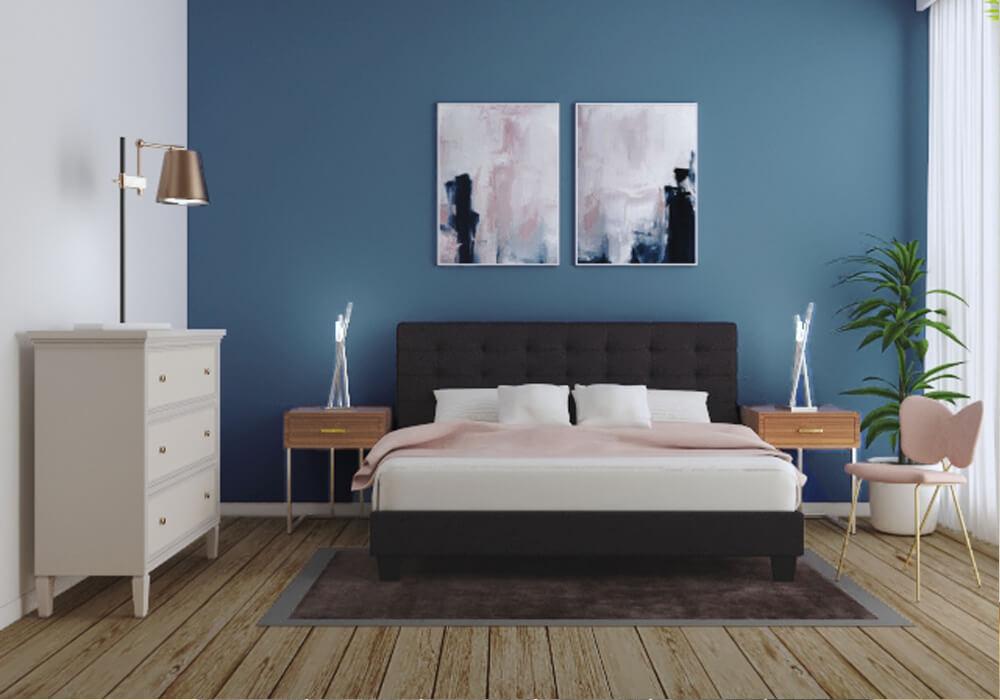 Rose Bedroom Set