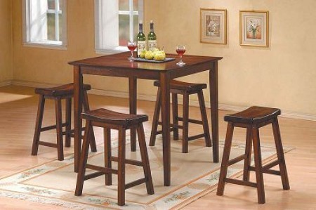 Modern Edward Counter-Height Dining Set 1
