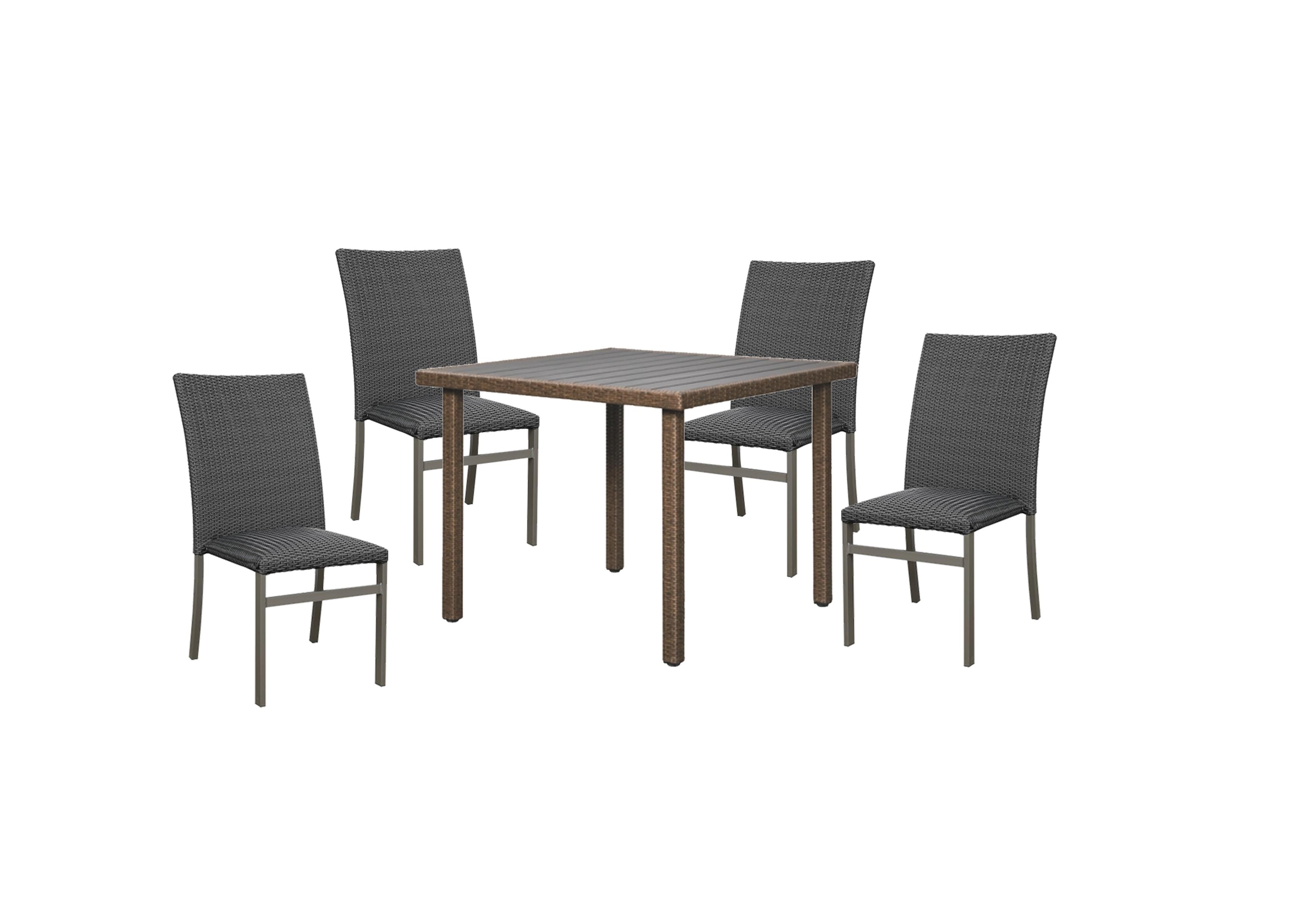Phalaris Outdoor Dining Set 3