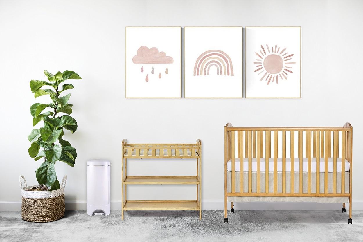 Magnolia Nursery Set