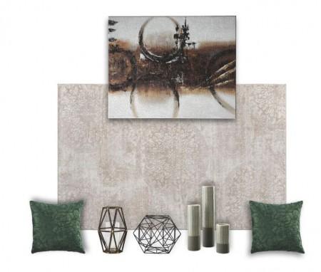 Camellia Living Room Decor Set 1