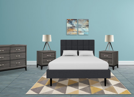 Walton Full Size Bedroom Set 5