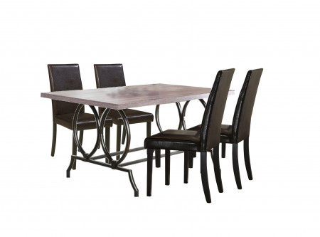 Alcan Dining Set 3
