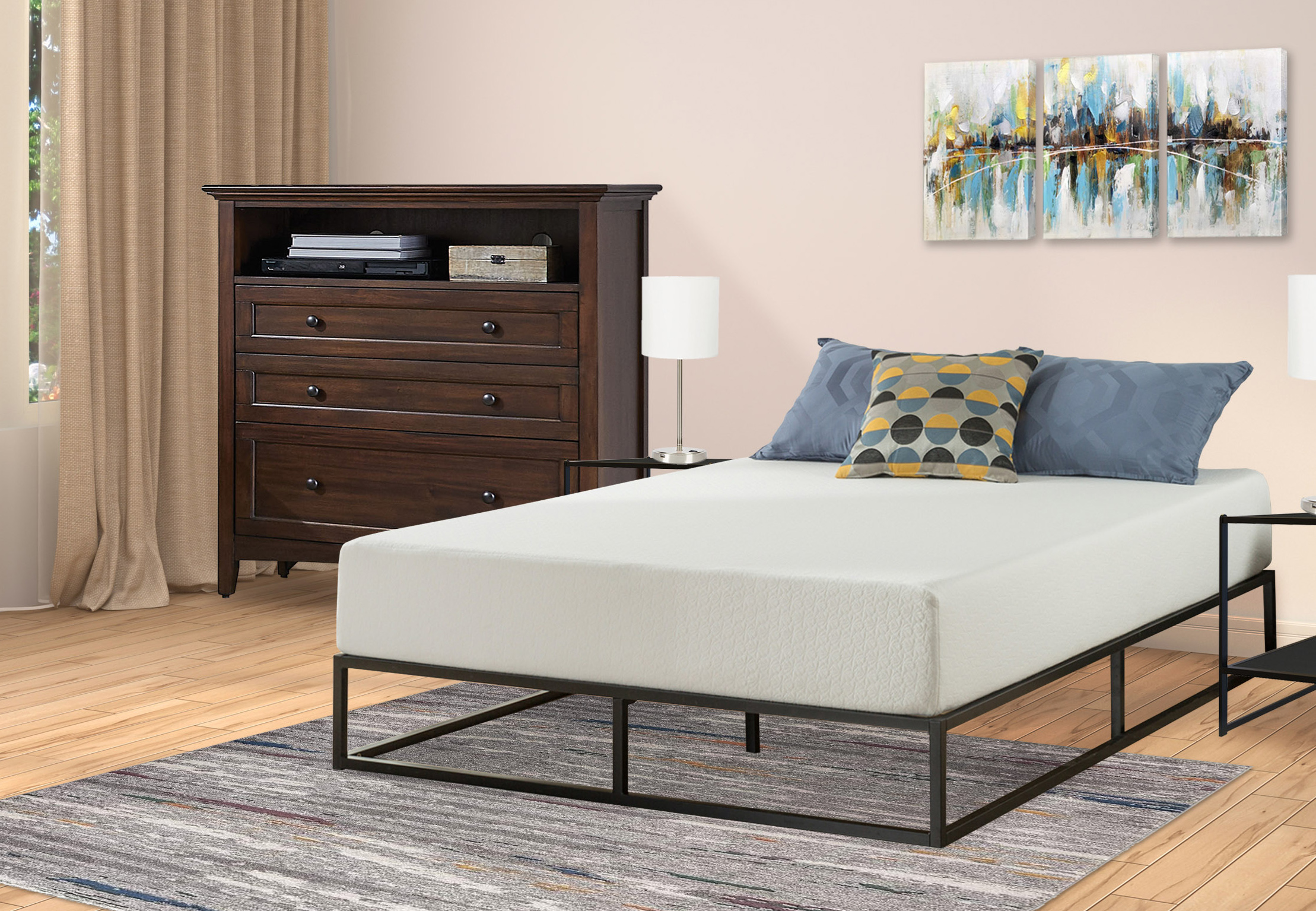 Mercer Queen Bedroom Set 5