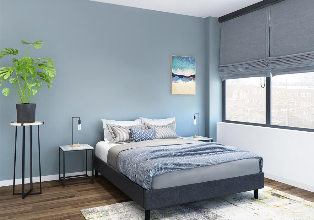 Powell Bedroom Set