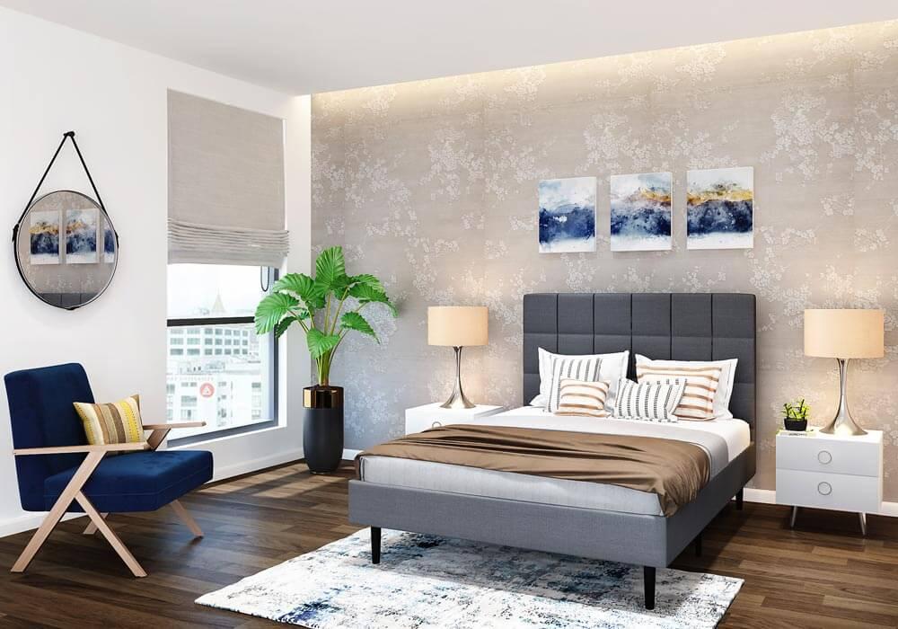 Kyrene Bedroom Set