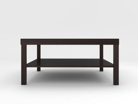 Zen Living Room Rental Furniture Set 5