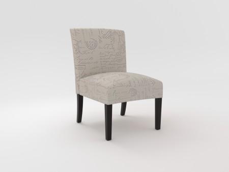 Bliss Living Room Rental Furniture Set 4