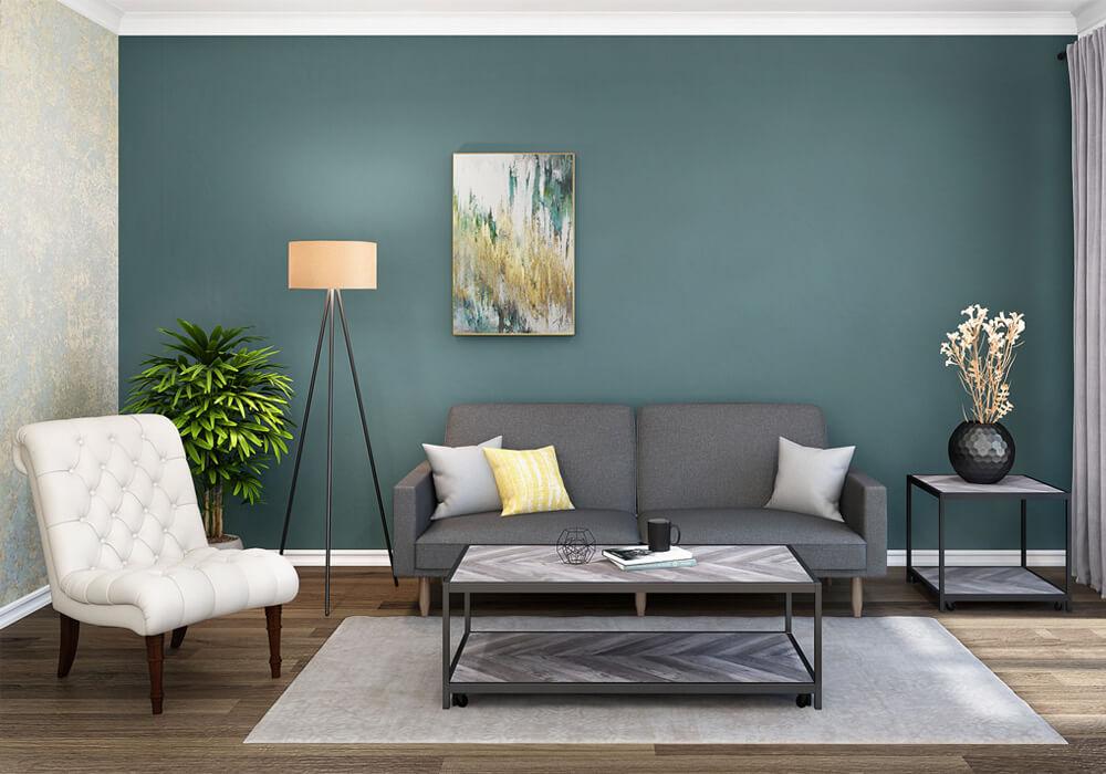 Delight Living Room Rental Furniture Set