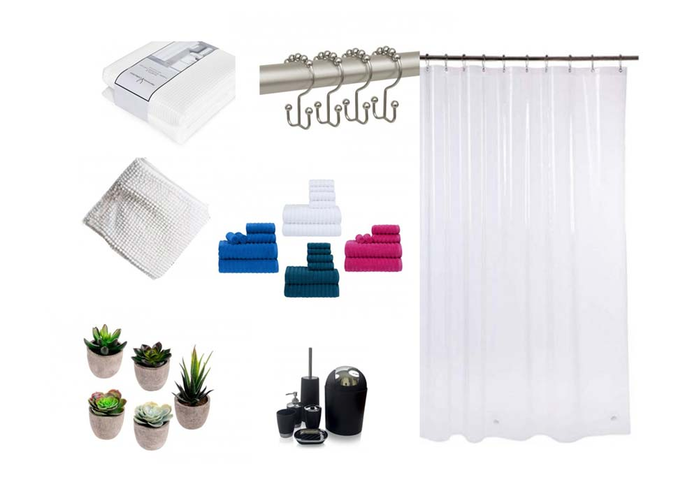 Inhabitr Basic Bathroom