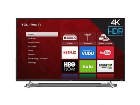 55 inch smart Roku TV