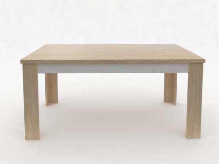 White Dove Dining Table
