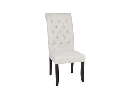White Dove Dining Chair
