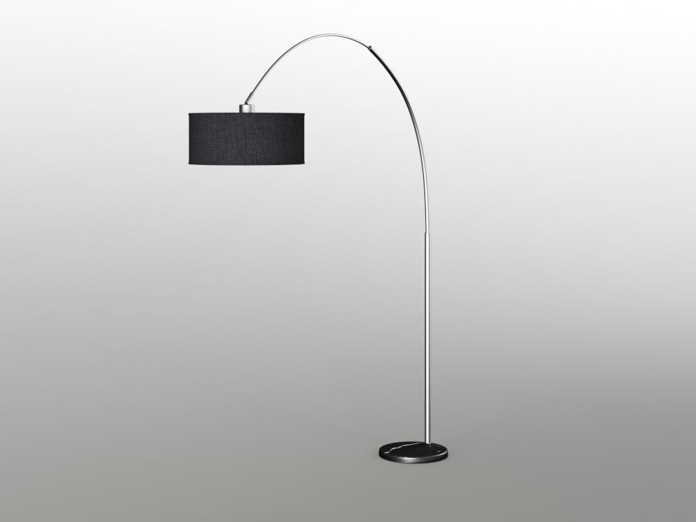 Inhabitr Arch Floor Lamp 3