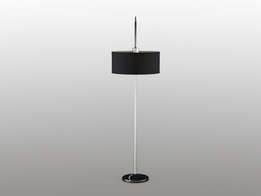 Inhabitr Arch Floor Lamp 6