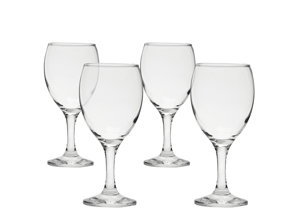 Sapphire Wine Glasses (Set of 4) 1