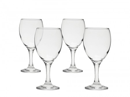 Sapphire Wine Glasses (Set of 4)