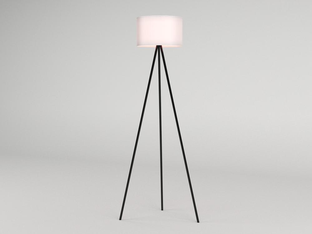 Wolf Floor Lamp 2
