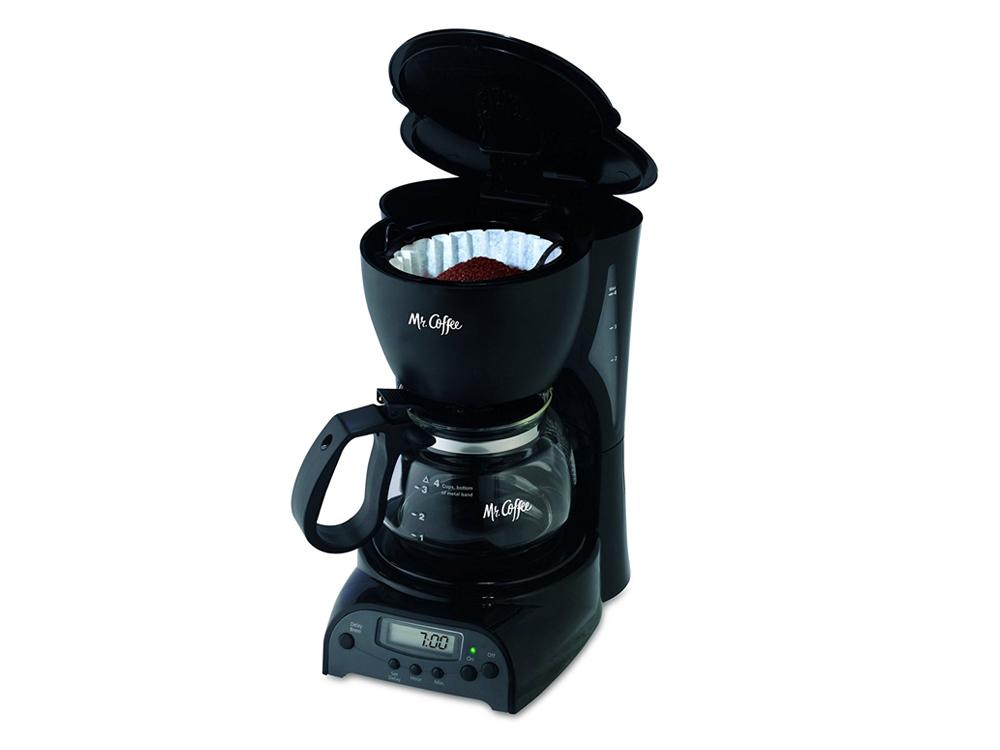 Inhabitr 4 Cup Coffee Maker 3
