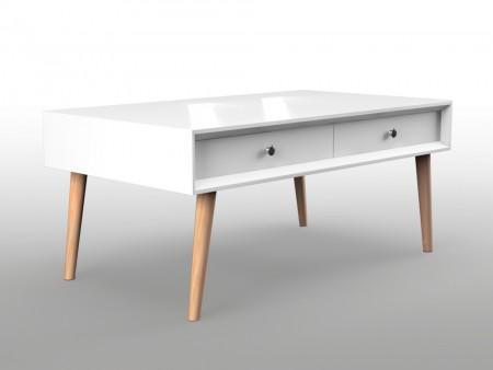 London 2 Drawer Coffee Table