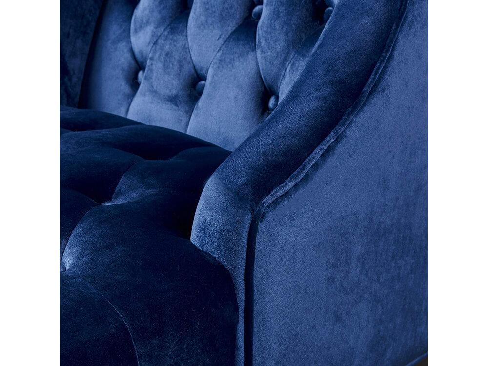Blue Sapphire Accent Chair 4