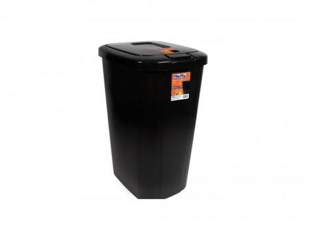 Basic kitchen trash can