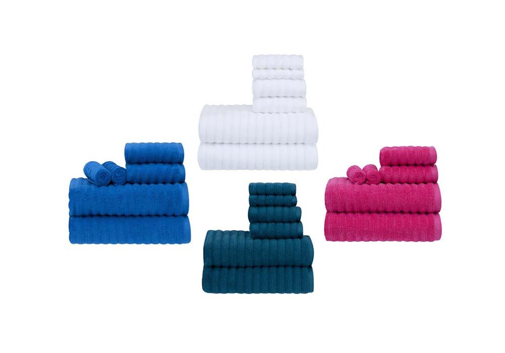 Inhabitr Towel Set 1