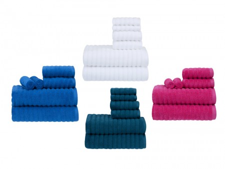 Inhabitr Towel Set