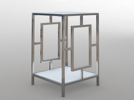 Modern Galleria End Table