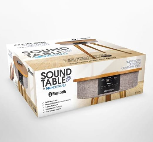 SoundTable Wireless Bluetooth Speaker 4