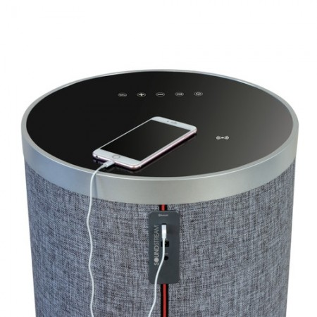 SoundTable BT Speaker w/Glass Top