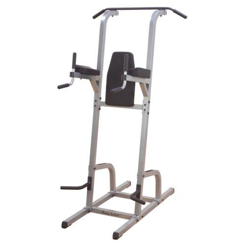 Body Solid Vertical Knee Raise Machine 1