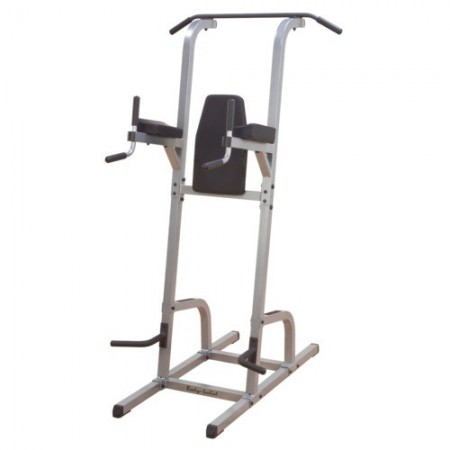 Body Solid Vertical Knee Raise Machine