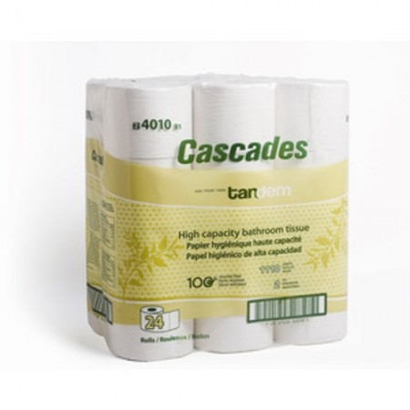 Tandem Bath Tissue 2-ply