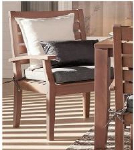 Perle Outdoor Dining Chair