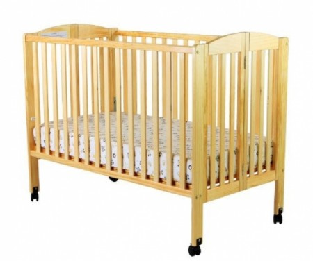 Full Size Wooden Crib